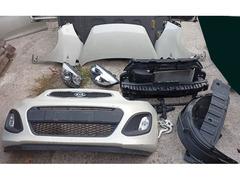 Musata e kit airbag Kia Picanto 2° serie anno 2013
