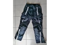 Pantaloni moto uomo invernali/primaverili FRANK THOMAS