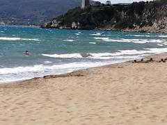 Talamone, toscana, vendesi appartamento splendida vista mare