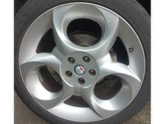 Cerchi in lega da 17 Alfa Romeo 147