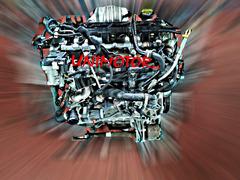 MOTORE FIAT 500 L (USATO)
