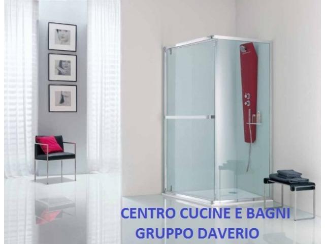 Sostituzione vasca con doccia,Varese,Gallarate,Cardano al Campo,Samarate - 2/7