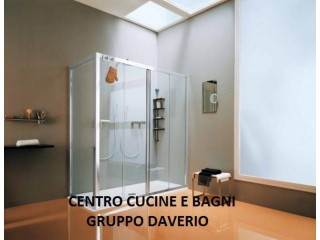 Sostituzione vasca con doccia,Varese,Gallarate,Cardano al Campo,Samarate - 3/7