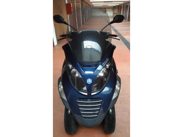 Scooter 3 ruote