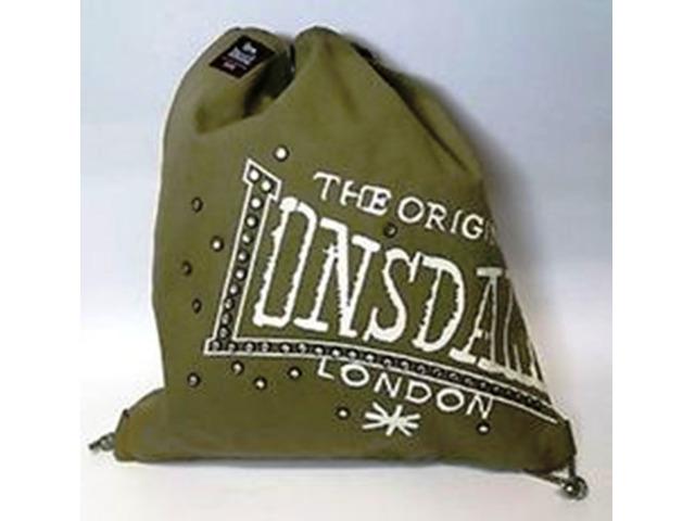 LONSDALE sacca verde