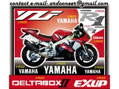 Kit adesivi yamaha -R1- YZF del 2001 - DELTABOX II - EXUP