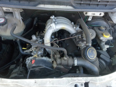 Motore Ford Transit 2500 D 4HB 103000 km