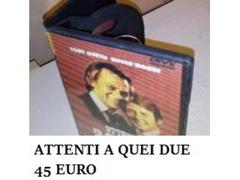 ATTENTI A QUEI DUE DVD