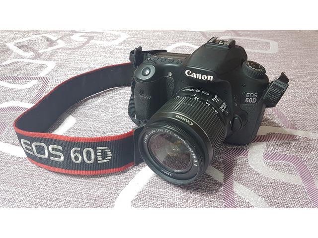 Canon Eos 60d + Obiettivo 18-55__11.000 scatti - 1