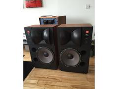 JBL 4430 Professional Series Monitors da studio