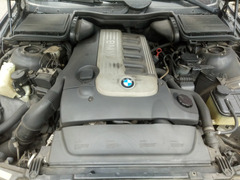 Motore BMW 530 D E39 306D1