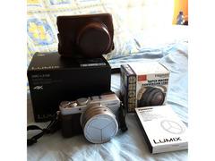 Compatta avanzata Panasonic DMC-LX100 ottica Leica