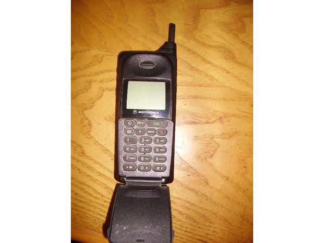 Vintage Cellulare Motorola internazional 8700 - 1