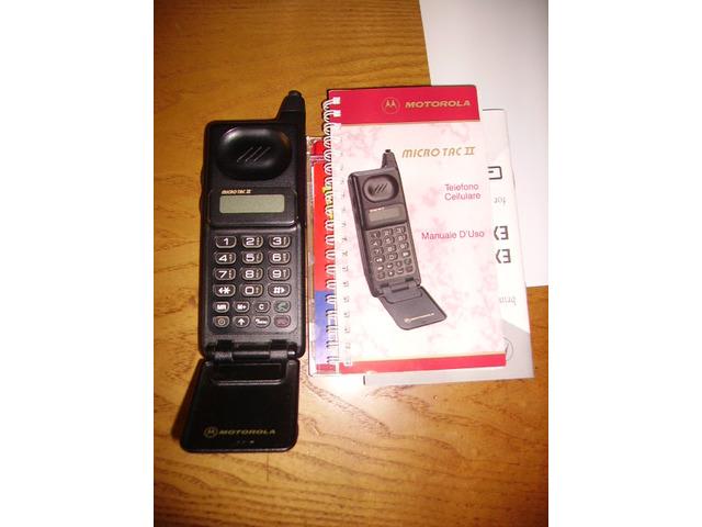 Vintage Cellulare Motorola internazional 8700 - 3