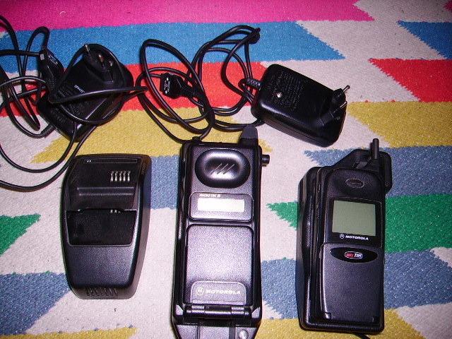 Vintage Cellulare Motorola internazional 8700 - 4