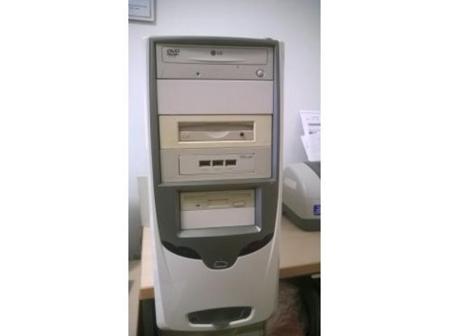 Computer Pentium 4  cpu 3.00 ghz