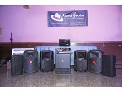 NOLEGGIO CASSE AUDIO - affitto casse audio - DJ - eventi - concerti
