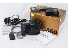 Vendite promozionali .... Nuova fotocamera Nikon D850