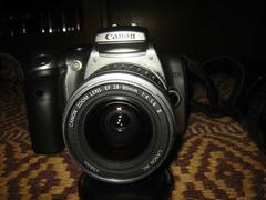 Fotocamera digitale Canon EOS 300D con obiettivi ....