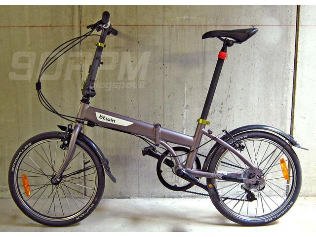 Bici Pieghevole Hoptown1