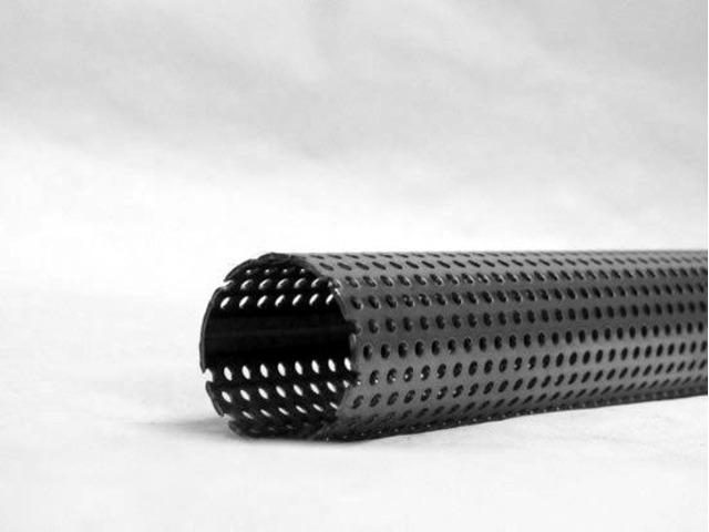 Vendo o scambio due tubi perforati in acciao inox - 2/2
