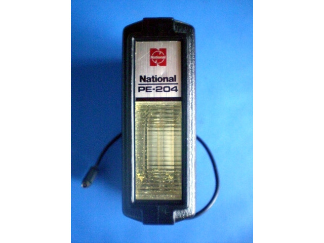 Flash verticale marca National Mod. PE-204