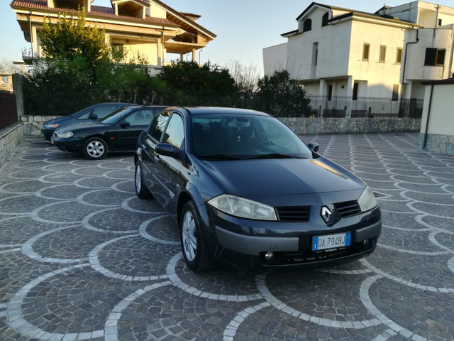 Renault Megane berlina 1,5 DCI 78Kw