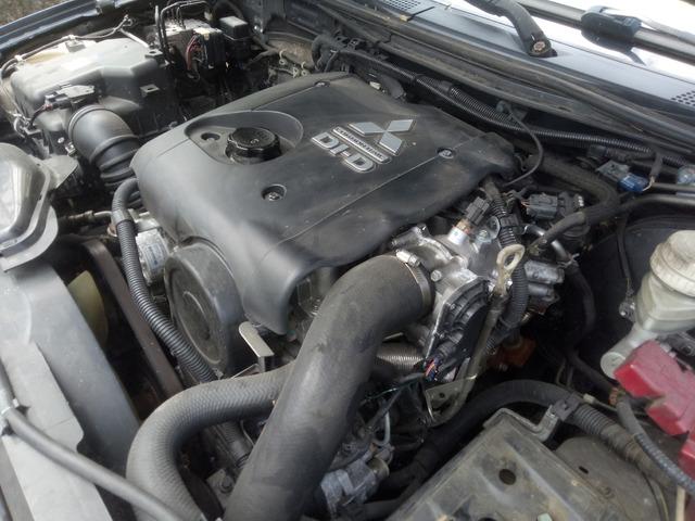 Motore Mitsubishi L200 2.5 DI-D 4D56 anno 2007