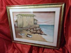 dipinti olio su tela