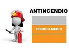 ADDETTO ALL'ANTINCENDIO RISCHIO MEDIO
