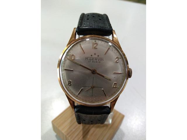 vendo orologio meccanico anni 60