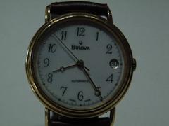 vendo orologio bulova automatico