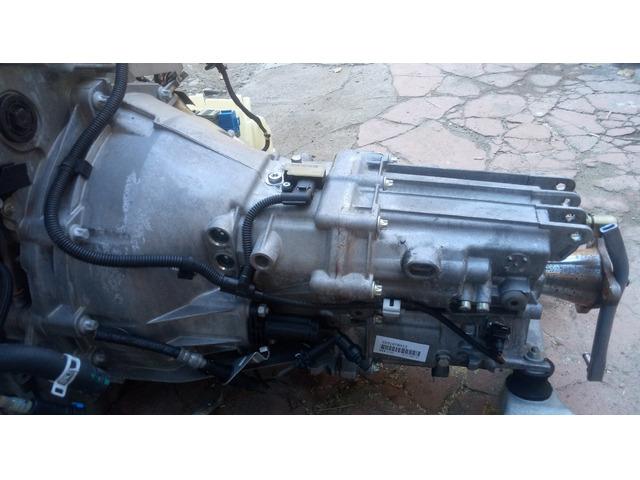 Cambio 6 marce BMW Serie 1 118D E87 anno 2009