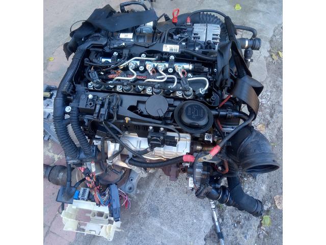 Motore BMW Serie 1 118D E87 N47D20C anno 2009