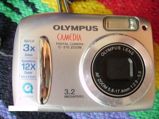 "Fotocamera digitale ""Olympus - 2/2"