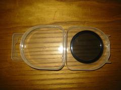 Filtro polarizzatore PL diametro 49mm.