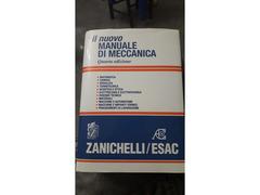 Manuale di meccanica Zanichelli
