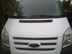 Vendo Ford Transit TD