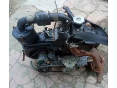 Motore con cambio Fiat 126 650 126A1000