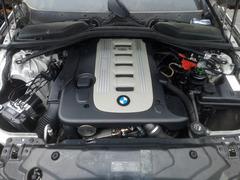 """Motore BMW serie 5 525D E60/E61 306D3 anno """"09"""