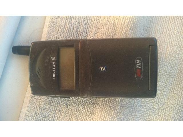 Vintage Cellulare Alcatel e Ericsson - 2