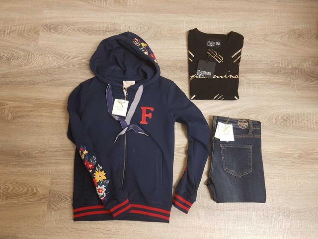 stock abbigliamento invernale firmato FRACOMINA