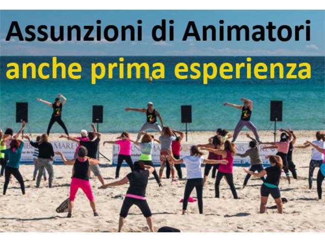 per incrementi: animatori,istruttori sport e ballo anche prima esperienza anche per 1 solo mese - 4
