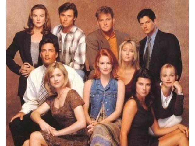 Melrose Place serie tv completa - 1992 - Andrew Shue