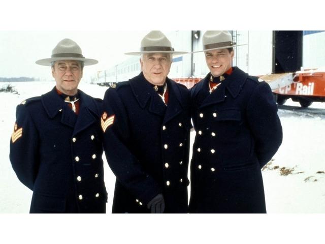 Due South - Due poliziotti a Chicago tutta la serie tv completa anni 90