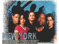 New York Undercover serie tv completa anni 90 - Malik Yoba