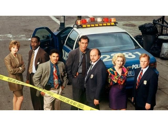 N.Y.P.D serie tv completa anni 90 - David Caruso