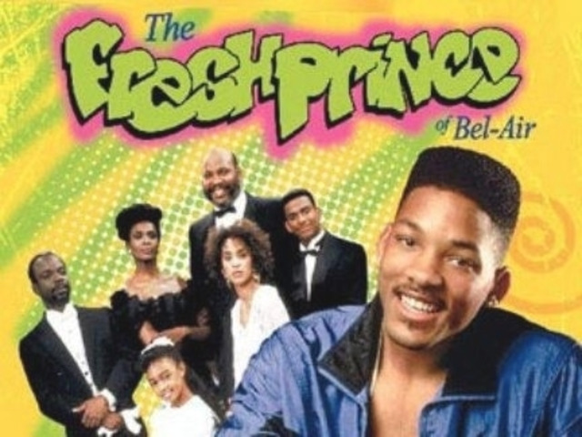 Willy, il principe di Bel-Air serie tv completa anni 90 - Alfonso Ribeiro