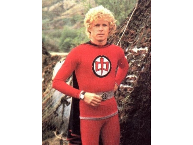 Ralph supermaxieroe serie tv completa- William katt