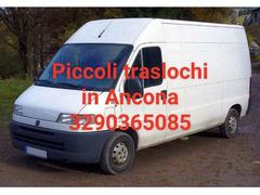 Piccoli traslochi economici in Ancona